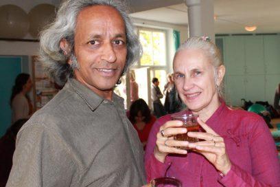 Blog Lesetip von Sriram´s Frau Anjali