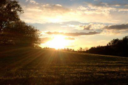 Sonne und Om