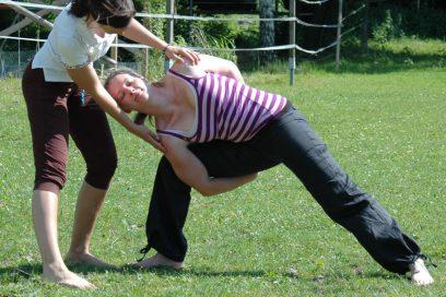 Yoga im Einzelunterricht